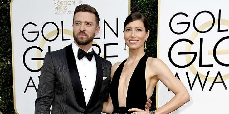 Golden globes red carpet couples h