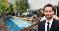 tobey maguire sells home west hollywood celeb real estate pf