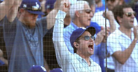 Jason bateman dodgers post pic