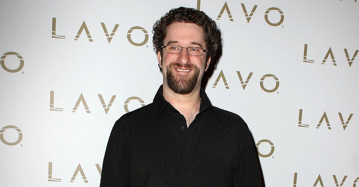 _saved by the bell dustin diamond samuel screech powers lot of pain cancer battle