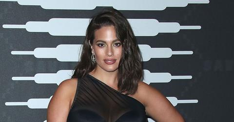 Ashley Graham On Red Carpet