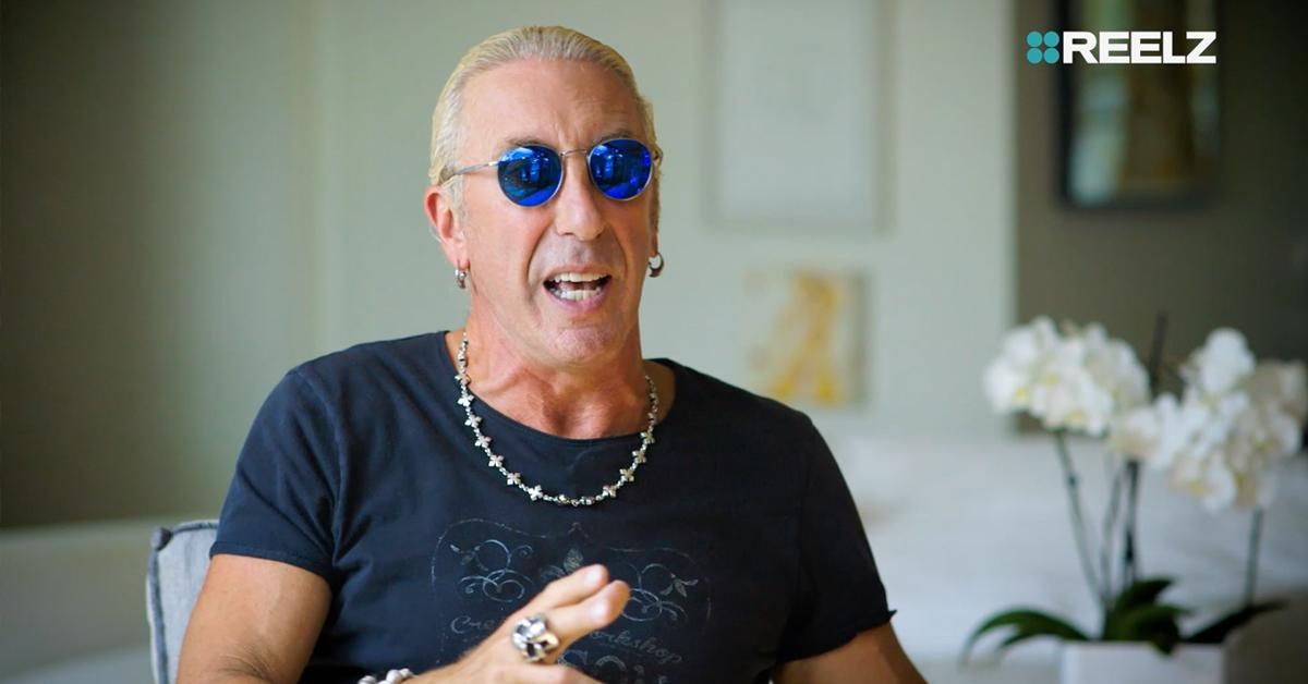twisted sister frontman dee snider band final days reelz documentary pf