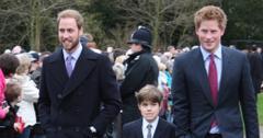 Royals Christmas Service – Sandringham