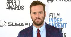 Armie Hammer Spotted Out With 3 Women Since Split