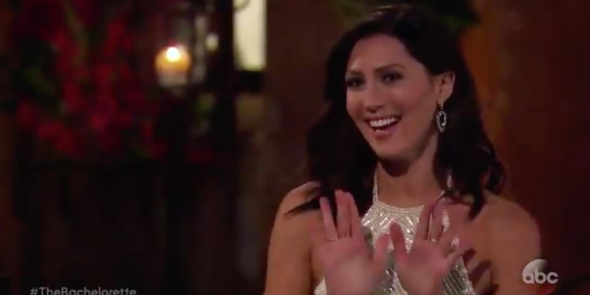 Bachelorette first look becca kufrin contestants hero