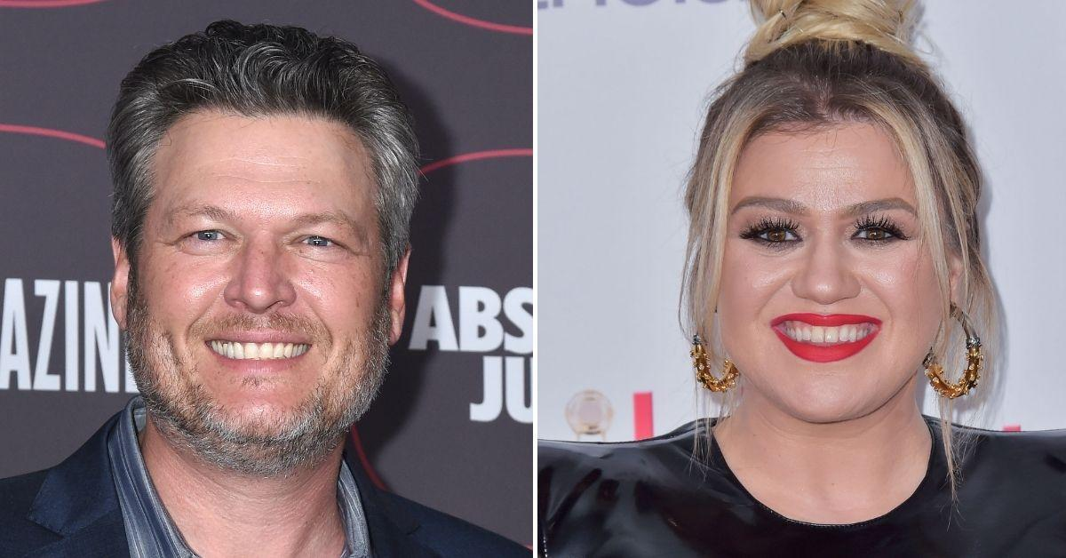 blake shelton kelly clarkson the voice american idol win canceled