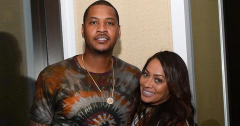 Haute Time And Carmelo Anthony Team USA Welcome Dinner