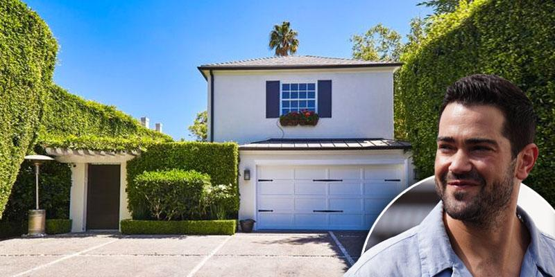Jesse Metcalfe sells off the Sunset Strip