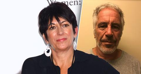 Jeffrey Epstein's Girlfriend Ghislaine Maxwell Allowed Face-To-Face Visits