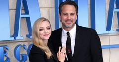 Amanda Seyfried And Thomas Sadoski Secretly Welcome Baby No. 2