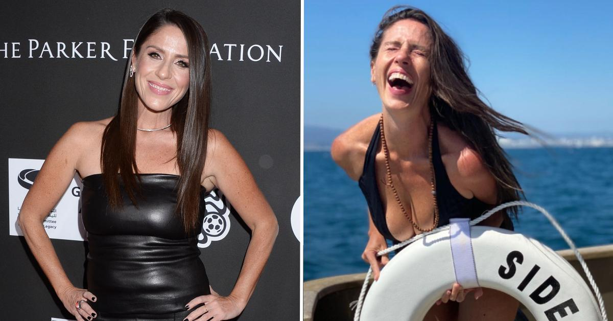 Soleil Moon Frye Is Flawless At 44 — See The 'Punky Brewster' Star's Most Stunning Pics