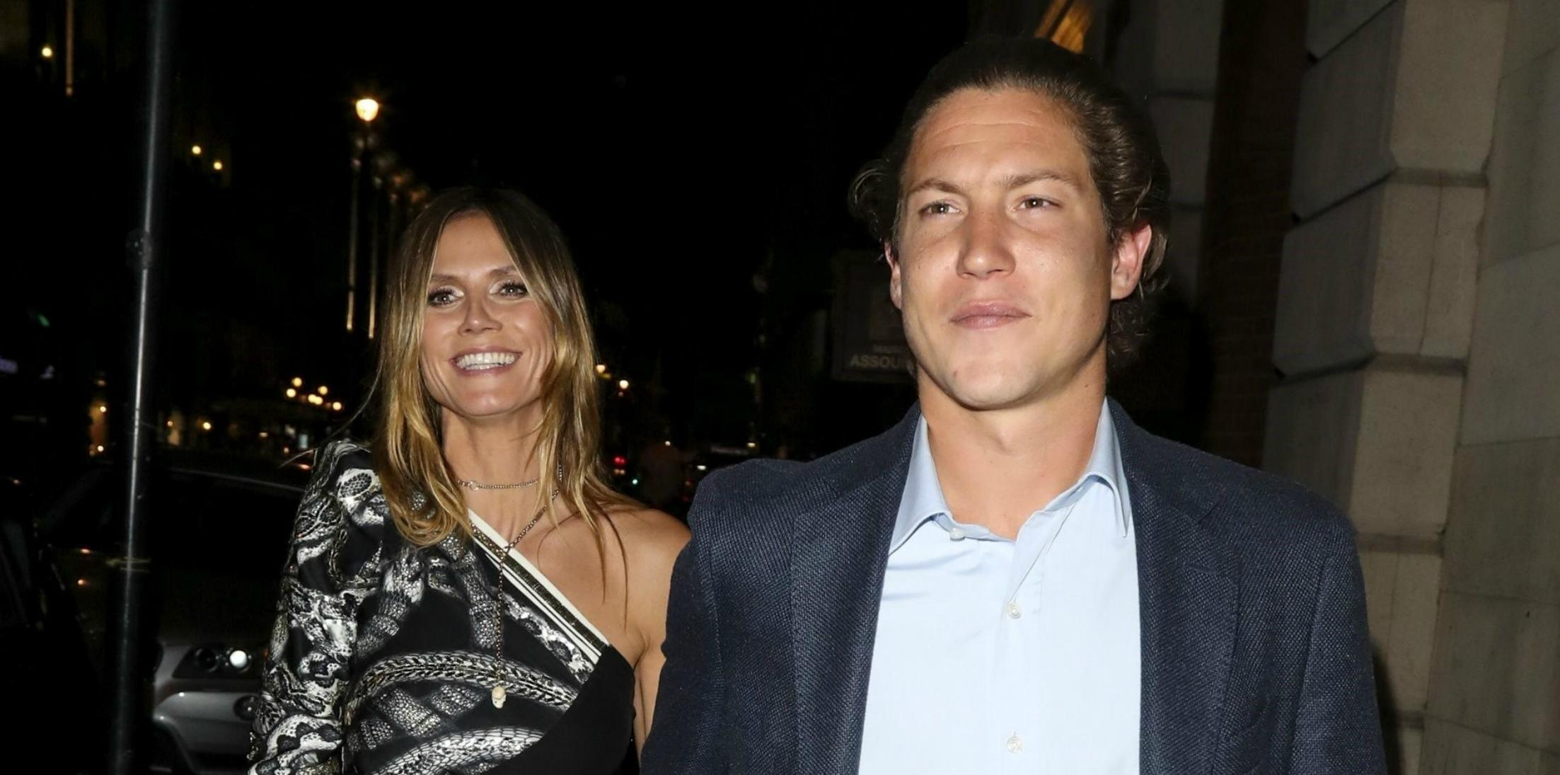 Heidi Klum Boyfriend Vito Schnabel Cheating Photos Long