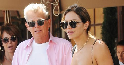 Katherine McPhee and David Foster out and about in Los Angeles