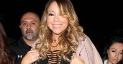 Mariah carey date bryan tanaka james packer split
