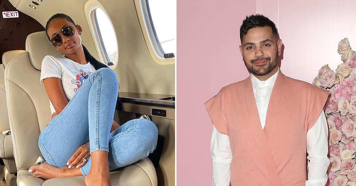 real housewives of atlanta star falynn guobadia says designer michael costello made her feel uncomfortable and inadequate