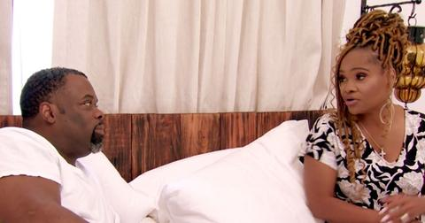 Dr. Heavenly And Dr. Damon Talking In Bed Strip Club 'Married To Medicine'