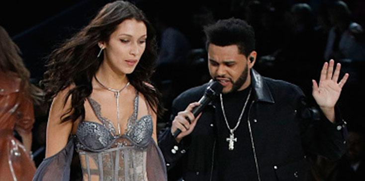The weeknd bell hadid back together feature