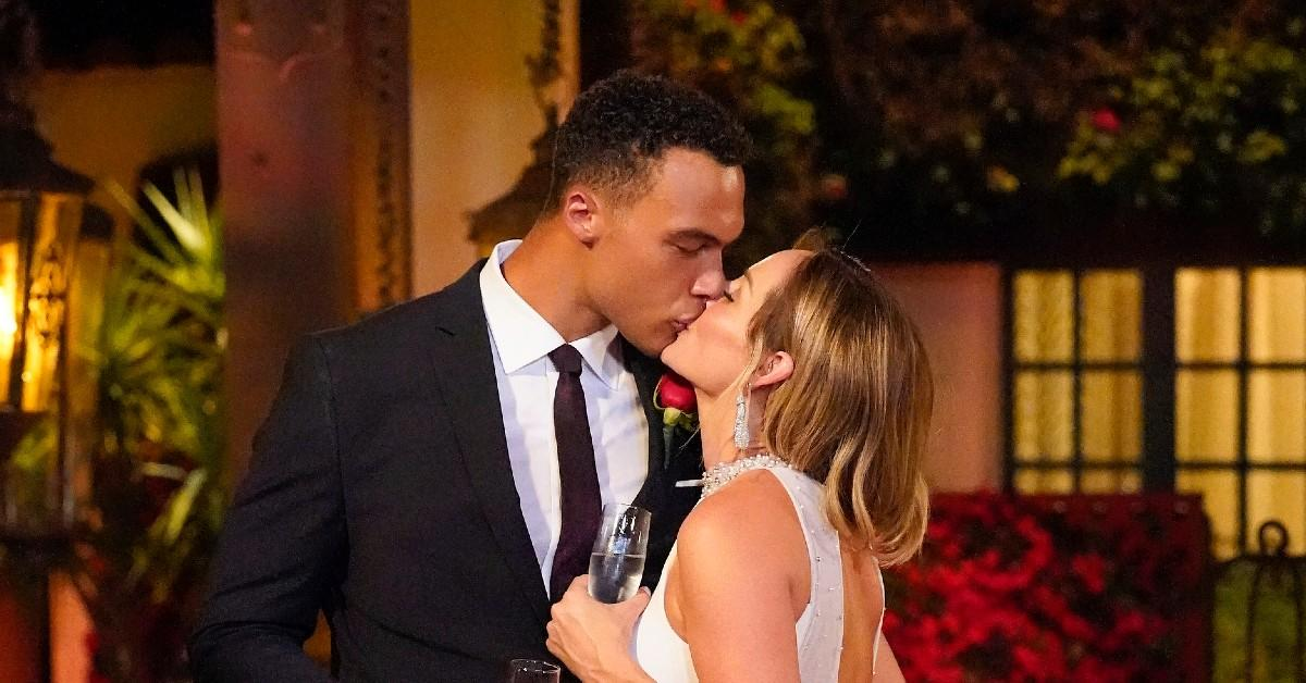OK! Told You First: 'Bachelorette' Star Dale Moss Accused Of Cheating On Clare Crawley During Their Relationship