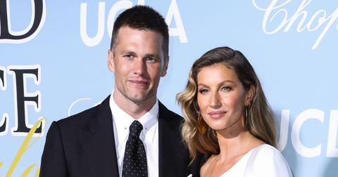 gisele bundchen so proud husband tom brady super bowl tampa bay buccaneers