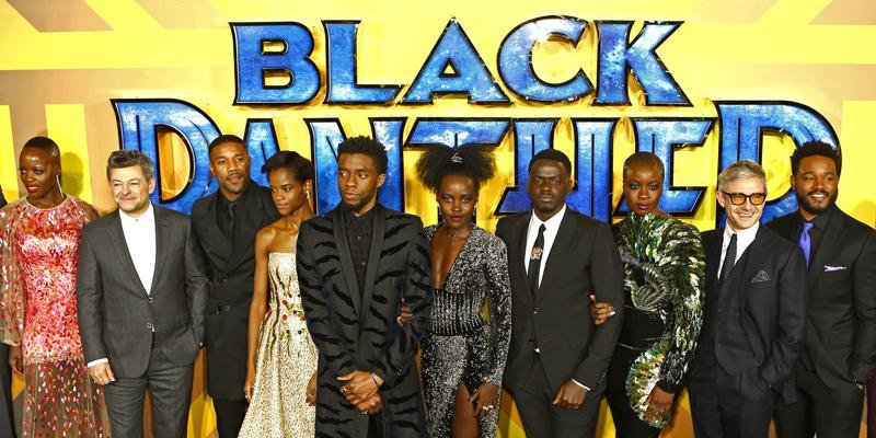 """Black Panther"" – European Premiere – VIP Arrivals"