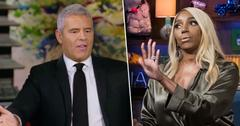 Nene Leakes Andy Cohen Reunion Fight PP