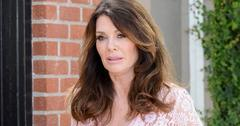 //Lisa Vanderpump Mom Dead PP