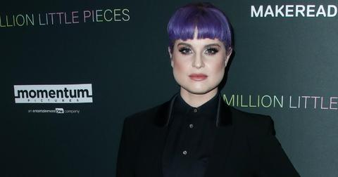 Kelly Osbourne flaunts 85lb weight loss after revealing she underwent gastric sleeve surgery