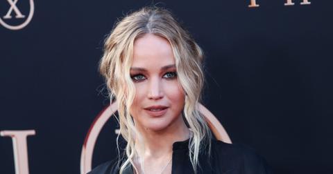 Jennifer Lawrence at Los Angeles Premiere Of 20th Century Fox's 'Dark Phoenix