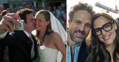 going on  jennifer garner mark ruffalo reunite ok