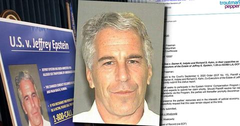Jeffrey Epstein Recruiter Gets Approval For Victim Fund Payout