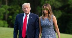 melania trump biographers donald trump wanted to be known first lady marriage
