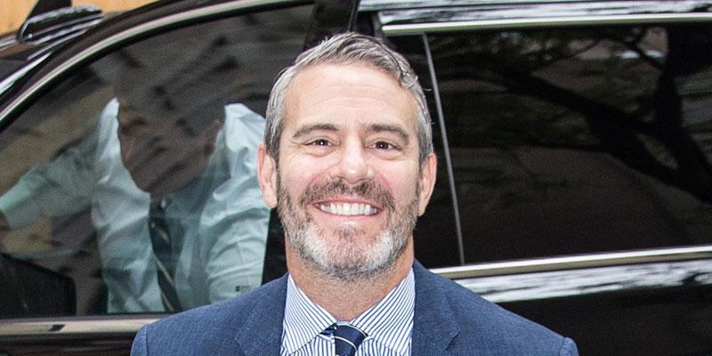 //Andy Cohen Weight Loss PP