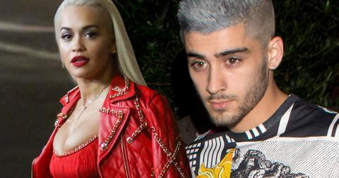 Rita ora dating zayn malik one direction