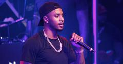 trey songz maskless las vegas party nfl championship arrest