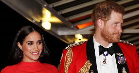 Meghan Markle and Prince Harrry Unveil Archewell Site No Trademark