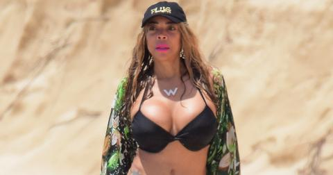 Wendy williams bikini