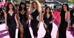 Fifth harmony feud billbaord awards photos red carpet