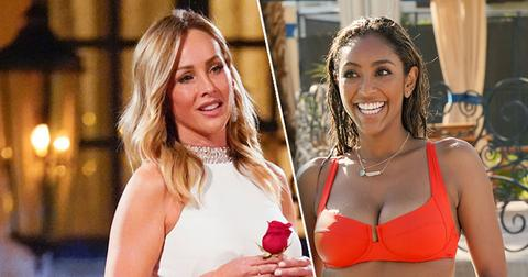 Clare Crawley 'Wanted' Tayshia Adams 'To Be More Helpful' After Her Exit