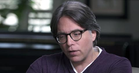 Keith Raniere speaking on his YouTube Channel