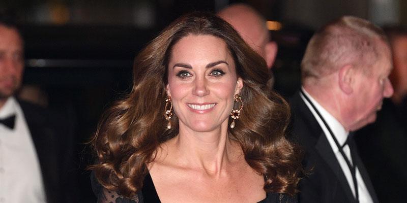 Kate Middleton Skips Event PP