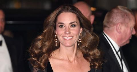Kate Middleton Skips Event PP