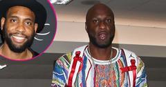 Lamar odom misses rasual butler rob kardashian