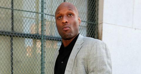 Lamar Odom Slams Stephen A Smith Crack Comments Long