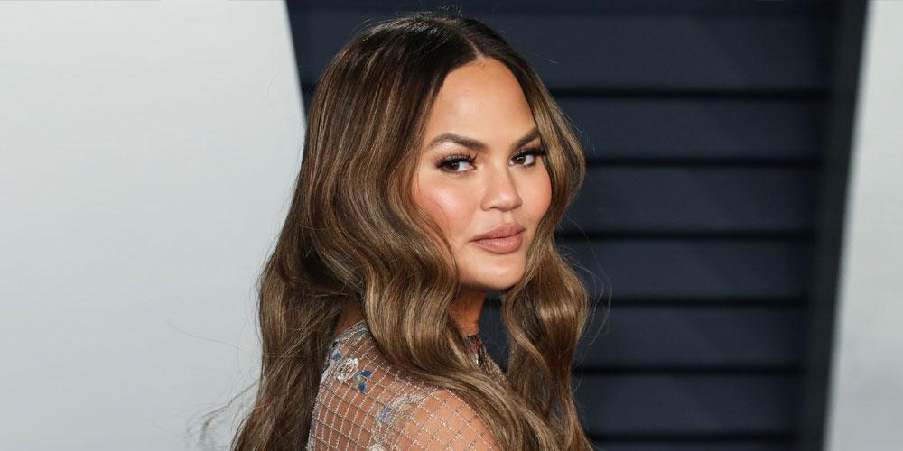 Chrissy Teigen Gets Candid About Her Remaining Baby Bump After Jack