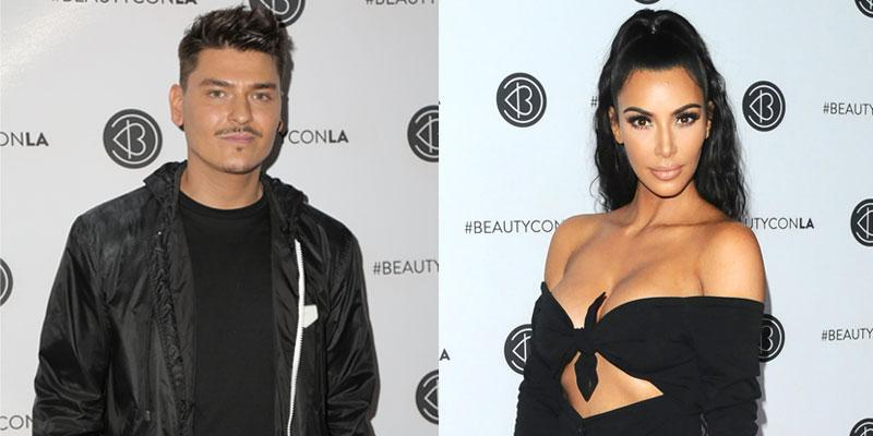 Kim Kardashian Makeup Artist Mario Beauty Tips PP