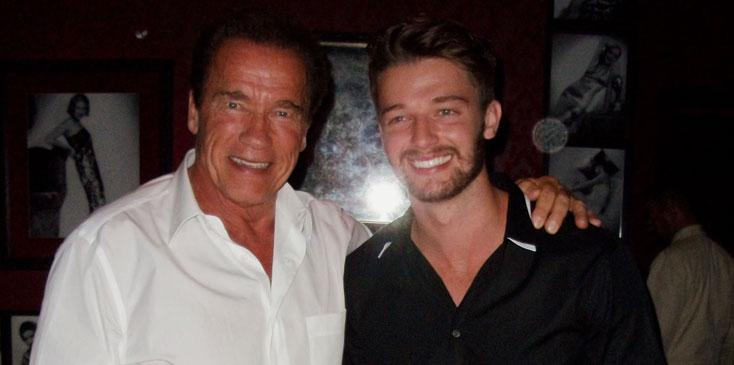 Father son look alike hollywood celebs