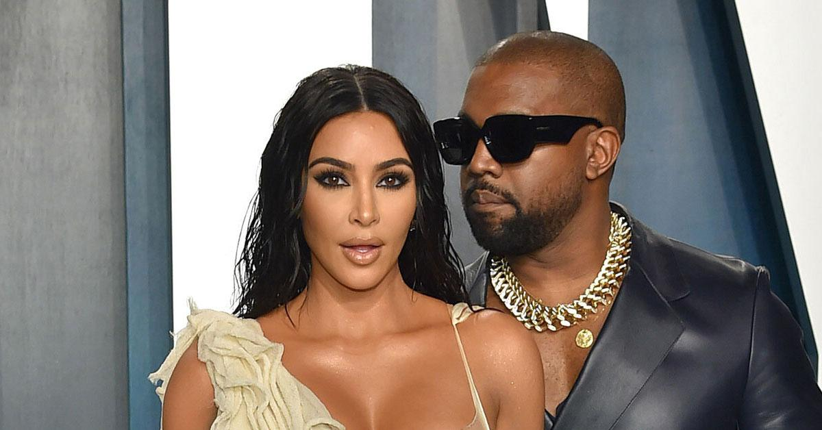 kim kardashian kanye west divorce  signs marriage over pf