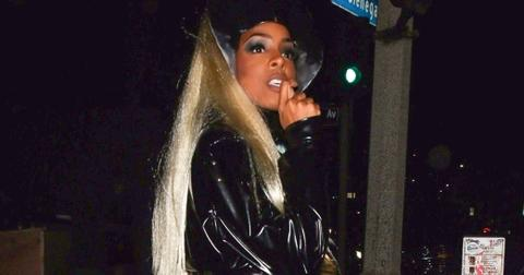 Beyonce jayz halloween party wide