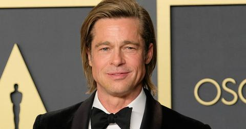 Brad Pitt Rubbing It In That His Girlfriend In Younger Than Angelina Jolie