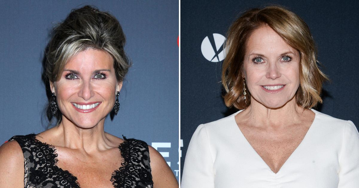 ashleigh banfield states that she and katie couric have different recollections of what transpired